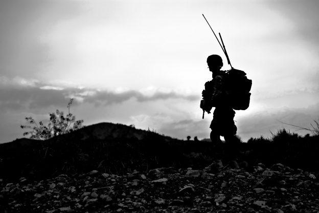 Kampeksponering og efterfølgende selvmordsforsøg hos tidligere udsendte soldater